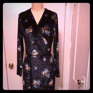 Zara long kimono dress